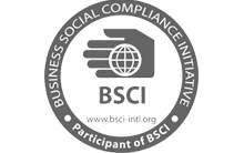 sock factory certificate of bsci