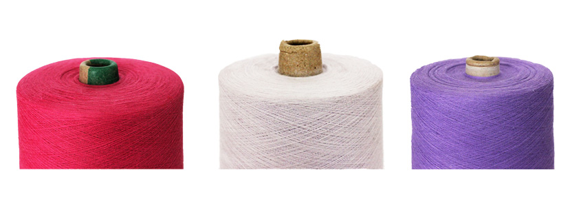Custom dyed sock yarn