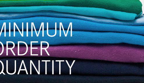 Minimum order quantity custom socks